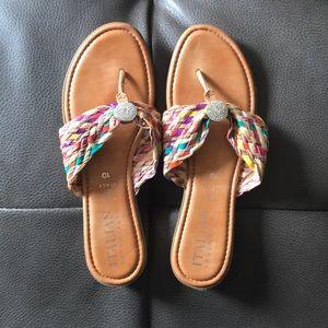 Italian handmade sandals